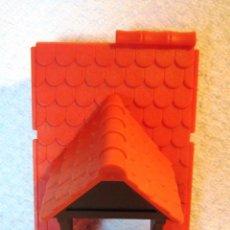 Playmobil: PLAYMOBIL PIEZA GRANDE TECHO TEJADO CASA BELEN MEDIEVAL CASTILLO BUHARDILLA PIEZAS. Lote 73845003