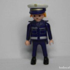 Playmobil: FIGURA POLICIA DE PLAYMOBIL. Lote 74083535
