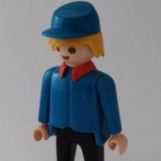 Playmobil: PERSONAJE PLAYMOBIL, AÑO 1974, SEGUNDA MANO. Lote 74558155