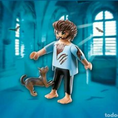 Playmobil: PLAYMOBIL 6824 HOMBRE LOBO ¡NUEVO EN BLISTER! ¡NEW!. Lote 170005888