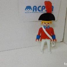 Playmobil: PLAYMOBIL CAPITAN INGLES KLICKY. Lote 74942835