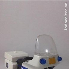 Playmobil: PLAYMOBIL 3986 MOTO POLICIA AZUL CIUDAD (ZCETA). Lote 75163903