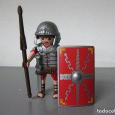 Playmobil: PLAYMOBIL ROMANO BELEN ROMANOS SOLDADO CENTURION TRIBUNO ESCUDO ESPADA LANZA ROMA. Lote 220362065