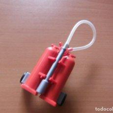 Playmobil: PLAYMOBIL. BOMBONA ROJA SOLDADOR EXTINTOR TALLER MOTO CITY CIUDAD COCHE. ¿CUÁNTAS NECESITAS?. Lote 75716831