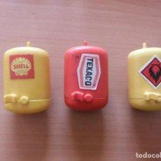 Playmobil: PLAYMOBIL. DEPOSITO COMBUSTIBLE TEXACO SHELL GASOLINERA CITY MOTO CIUDAD COCHE. ¿CUÁNTOS NECESITAS?. Lote 75718703