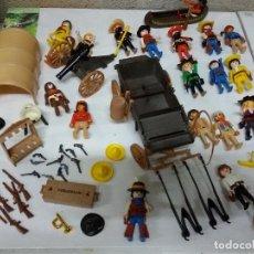 Playmobil: PLAYMOBIL OESTE LOTE CARRUAJE. Lote 101339402