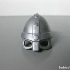 Playmobil: PLAYMOBIL CASCO VIKINGO MEDIEVAL BARBARO. Lote 294155048