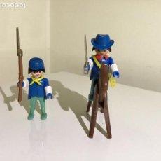 Playmobil: FAMÓBIL/PLAYMÓBIL CAPITÁN Y SOLDADO NORDISTAS. REF. 3582. Lote 76888051