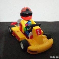 Playmobil: PLAYMOBIL. KART + PILOTO. Lote 77827905