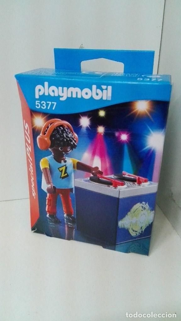 PLAYMOBIL SPECIAL PLUS 5377 DJ ( NUEVO ) (Juguetes - Playmobil)