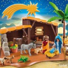 Playmobil: PLAYMOBIL GRAN PORTAL DE BELEN MEDIEVAL NAVIDAD 5588 NUEVO EN CAJA SIN ABRIR. Lote 143225992