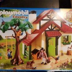 Playmobil: PLAYMOBIL 6811 CASA DEL BOSQUE . Lote 117299472