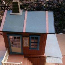 3770 Playmobil 6462 Estación Tren Colorado Springs