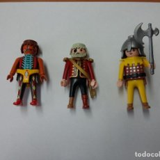 Playmobil: P0012 - PLAYMOBIL 1993-1196 - INDIO-GUERRERO-PIRATA. Lote 79867565