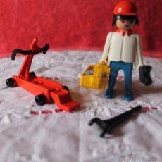 Playmobil: PLAYMOBIL MECANICO-R.3303-AÑOS 80-90. Lote 81284728