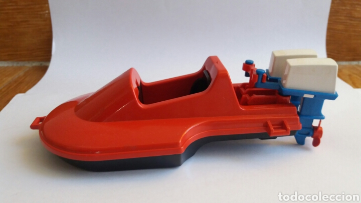 Playmobil: FAMOBIL LANCHA DE LA REFERENCIA 3538 NUEVA - Foto 2 - 82635994