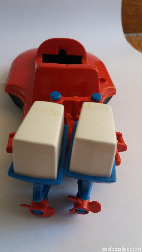 Playmobil: FAMOBIL LANCHA DE LA REFERENCIA 3538 NUEVA - Foto 3 - 82635994