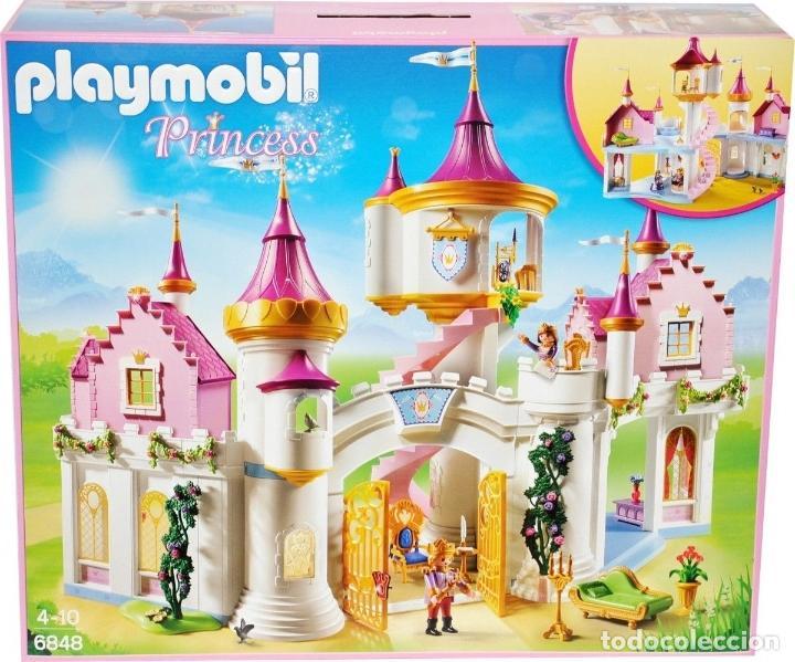 playmobil enorme castillo princesas medieval pr comprar