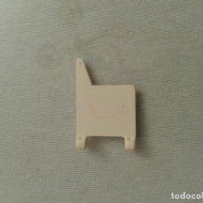 Playmobil: PLAYMOBIL BANDERA PIRATA MEDIEVAL BLANCA. Lote 83554208