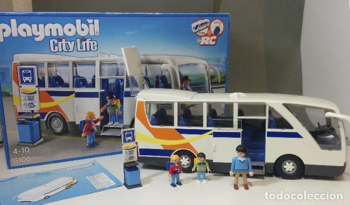 Playmobil ref 5106 autocar escolar vendido en venta - Autocar playmobil ...