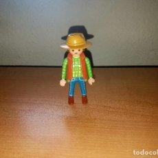 Playmobil: MUJER GRANJERA - PLAYMOBIL. Lote 84998608