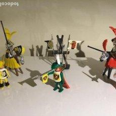 Playmobil: FAMÓBIL PLAYMÓBIL - TORNEO MEDIEVAL REF. 3265 COMPLETO. Lote 85072440