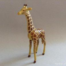 Playmobil: PLAYMOBIL GRAN JIRAFA ADULTA SELVA JUNGLA ANIMALES SELVA ZOO SAFARI PIEZAS. Lote 85302992