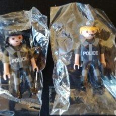 Playmobil: LOTE 2 POLICÍAS DE PLAYMOBIL FUERZAS ESPECIALES. Lote 109630454