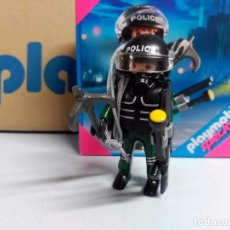Playmobil: PLAYMOBIL - SPECIAL 4693 - POLICIA SWAT. Lote 85374312