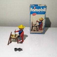 Playmobil: FAMÓBIL PLAYMÓBIL - MEJICANO REF. 3344. Lote 86215036