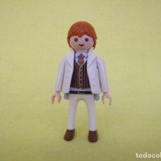 Playmobil: PLAYMOBIL PADRINO DE BODA, NOVIO, INVITADO. Lote 86463284