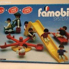 Playmobil: FAMÓBIL PLAYMÓBIL - PARQUE INFANTIL REF. 3416 - A ESTRENAR. Lote 89176900