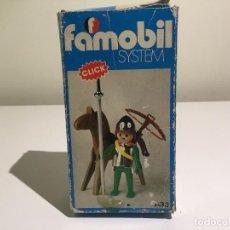 Playmobil: FAMOBIL PLAYMOBIL - JINETE MEDIEVAL REF. 3333. Lote 86755192