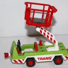 Playmobil: PLAYMOBIL MEDIEVAL VEHICULO DE AEROPUERTO. Lote 87161404