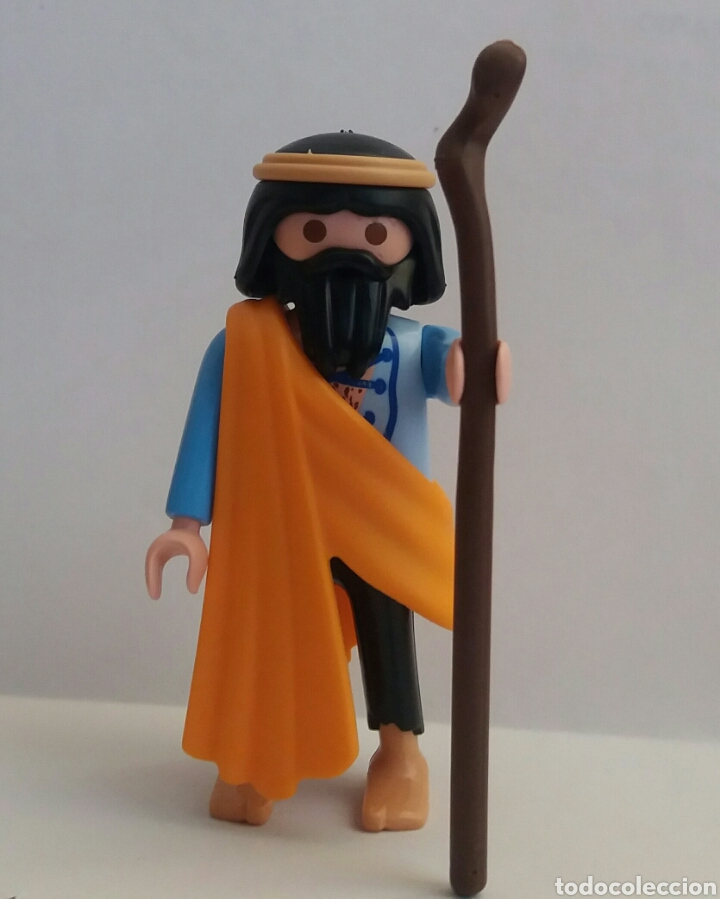 PLAYMOBIL PASTOR PARA EL BELÉN PASTORCILLO (Juguetes - Playmobil)