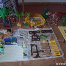 Playmobil: EXCELENTE LOTE PLAYMOBIL OAMBATI STATION. INCOMPLETO.NO INCLUYE CAJA. VER FOTOS.. Lote 87387344