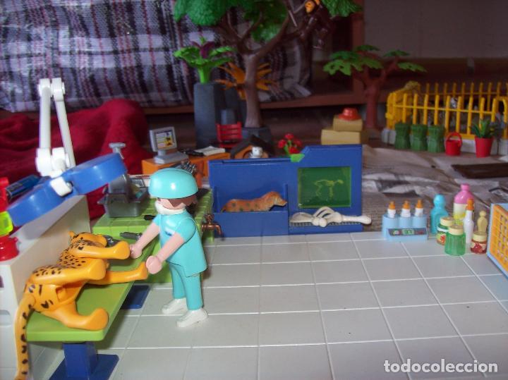 Playmobil: EXCELENTE LOTE PLAYMOBIL OAMBATI STATION. INCOMPLETO.NO INCLUYE CAJA. VER FOTOS. - Foto 2 - 87387344