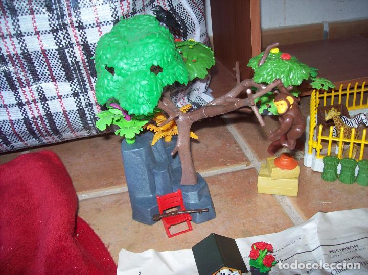 Playmobil: EXCELENTE LOTE PLAYMOBIL OAMBATI STATION. INCOMPLETO.NO INCLUYE CAJA. VER FOTOS. - Foto 8 - 87387344
