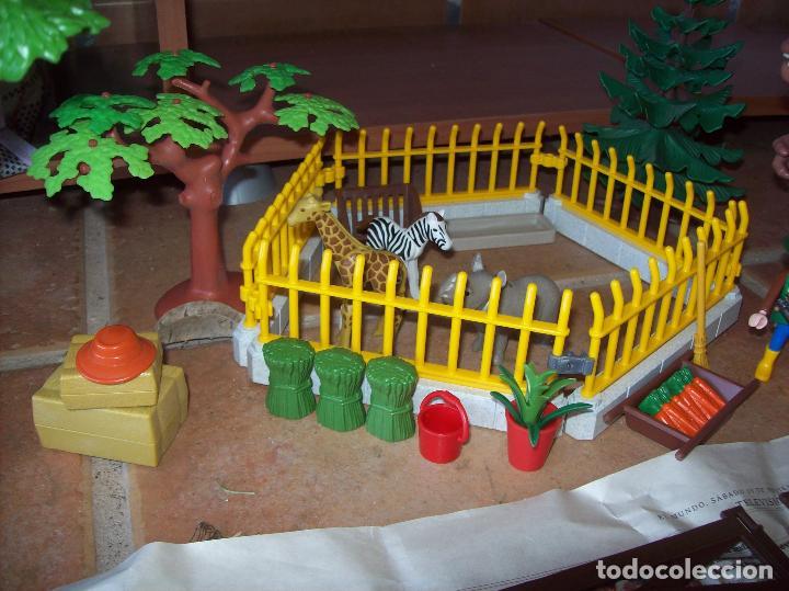 Playmobil: EXCELENTE LOTE PLAYMOBIL OAMBATI STATION. INCOMPLETO.NO INCLUYE CAJA. VER FOTOS. - Foto 9 - 87387344