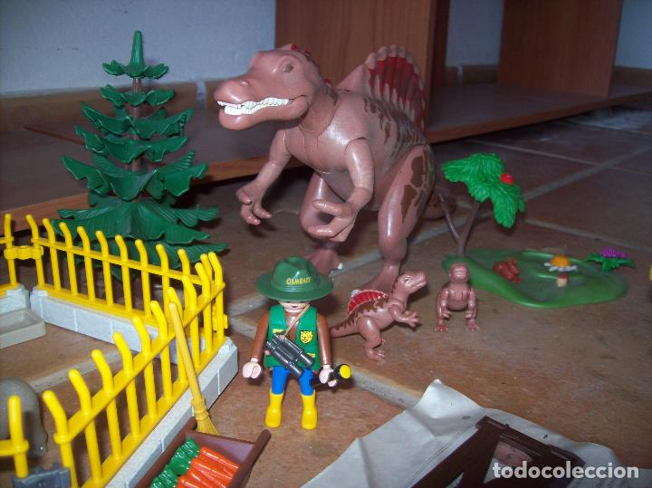 Playmobil: EXCELENTE LOTE PLAYMOBIL OAMBATI STATION. INCOMPLETO.NO INCLUYE CAJA. VER FOTOS. - Foto 10 - 87387344