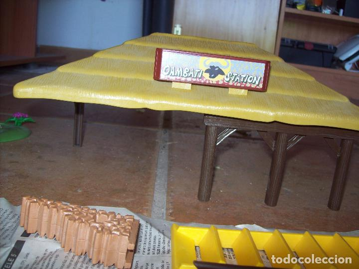 Playmobil: EXCELENTE LOTE PLAYMOBIL OAMBATI STATION. INCOMPLETO.NO INCLUYE CAJA. VER FOTOS. - Foto 11 - 87387344