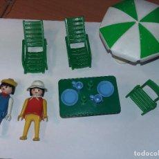 Playmobil: P0022 - PLAYMOBIL DIA DE PLAYA. Lote 87539740