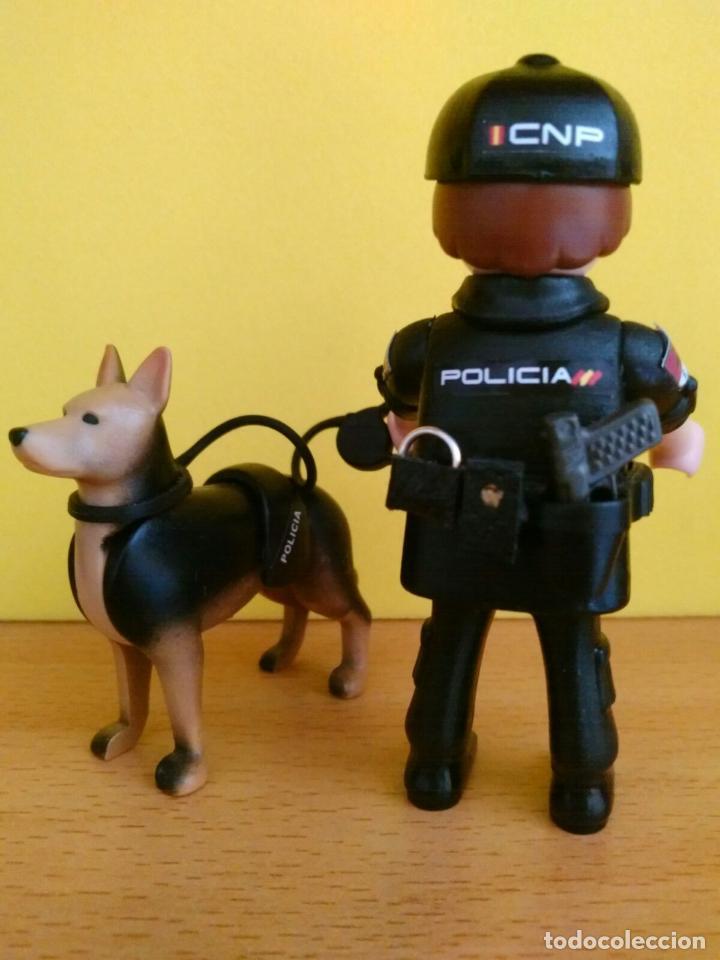 Playmobil: PLAYMOBIL CNP POLICIA NACIONAL GUIAS CANINOS PERSONALIZADO - NATIONAL SPANISH POLICE K-9 CUSTOM - Foto 2 - 87902924