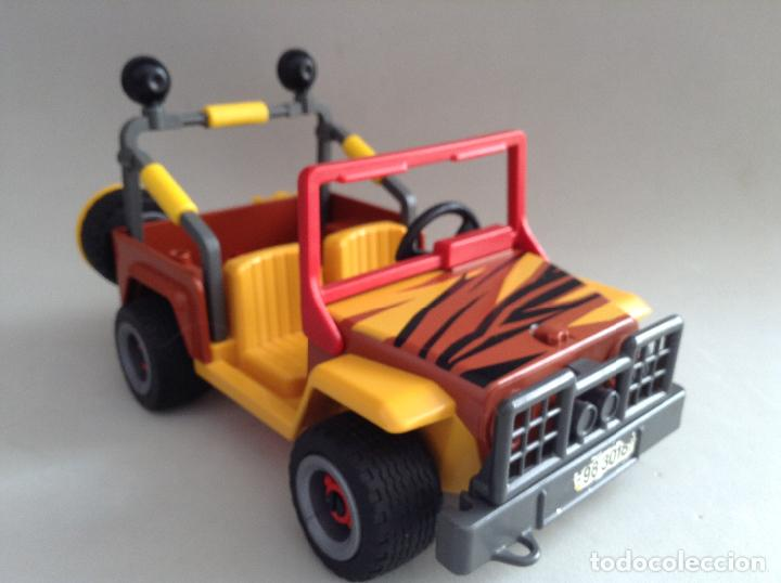 playmobil jeep safari desierto coche 4x4 todote comprar. Black Bedroom Furniture Sets. Home Design Ideas