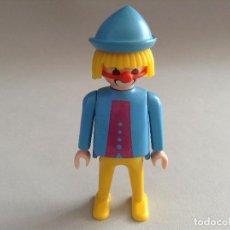 Playmobil: PLAYMOBIL FIGURA PAYASO CIRCO CIRCUS VARIOS PIEZAS. Lote 194290027