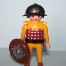 Playmobil - PLAYMOBIL MEDIEVAL FIGURA GUERRERO DEL CASTILLO - 145662352