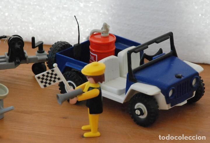 Playmobil: PLAYMOBIL 3198 PLAYA CITY DEPORTE JEEP Y LANCHA DE CARRERAS - Foto 3 - 89094680