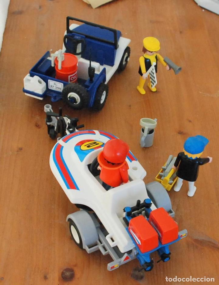 Playmobil: PLAYMOBIL 3198 PLAYA CITY DEPORTE JEEP Y LANCHA DE CARRERAS - Foto 5 - 89094680