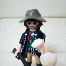 Playmobil: PLAYMOBIL BANDIDO LADRÓN OESTE WESTERN. Lote 89317608