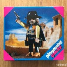Playmobil: PLAYMOBIL NUEVO SPECIAL 4576 BANDIDO WESTERN OESTE DESCATALOGADO CAJA CERRADA. Lote 89696440
